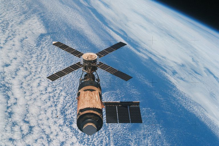 """Skylab 4: la verdadera historia detrás de la famosa """"huelga en el espacio"""""""