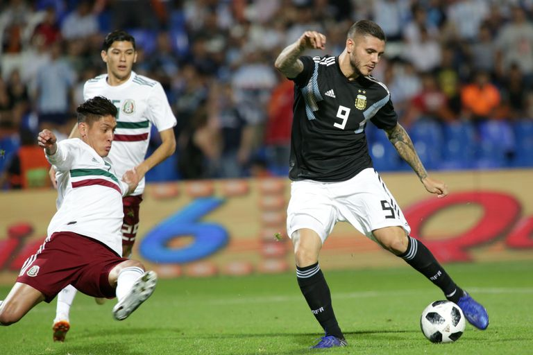 Perlitas de Argentina-México: goles de Icardi y Dybala y el debut de Gazzaniga