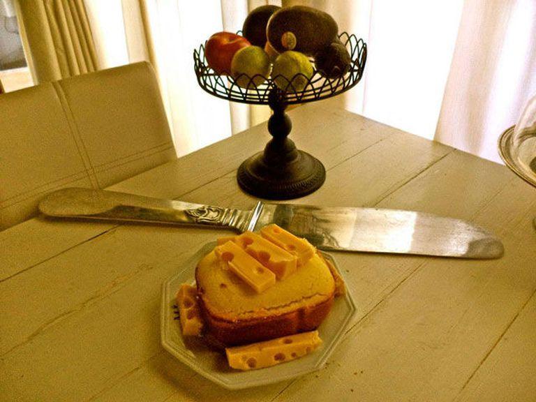 Pan de queso sin TACC