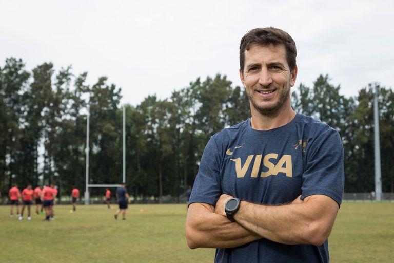 """""""Fuimos consiguiendo cosas en su etapa justa, lo mismo que en el proceso de Jaguares"""", dijo el entrenador del seleccionado de seven"""