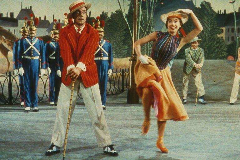 Un americano en París, otro gran musical de MGM disponible en la Argentina a través de Qubit TV