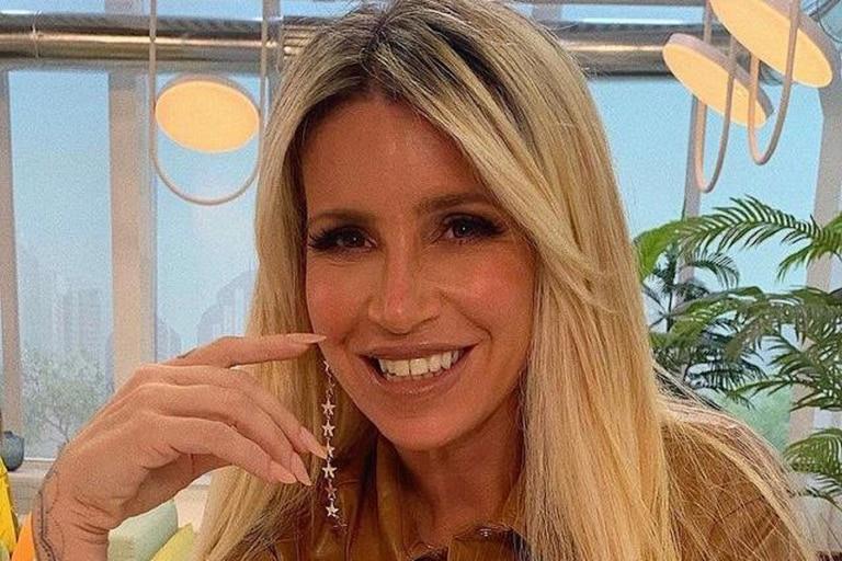 Flor Peña volvió a cautivar a sus seguidores con un baile con el que recordó a su personaje de Moni Argento