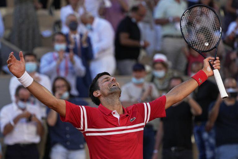 Golden Slam: Djokovic, frente a un desafío que solo fue alcanzado por una mujer