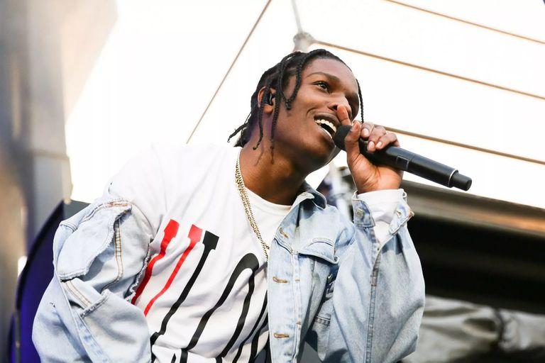ASAP Rocky, el rapero detenido en Suecia
