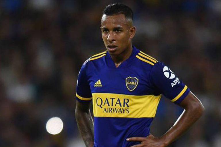 Villa. El delantero al que Boca extrañó durante meses y... sigue extrañando