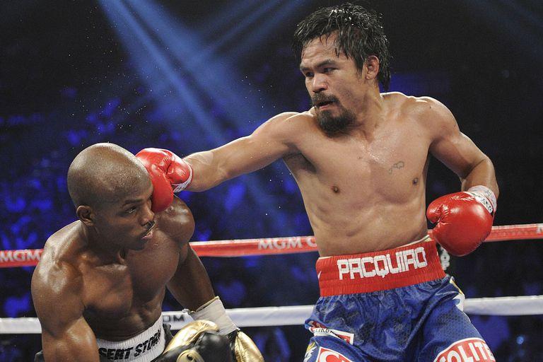 """Manny Pacquiao: """"No temo morir en la lucha contra el coronavirus"""""""