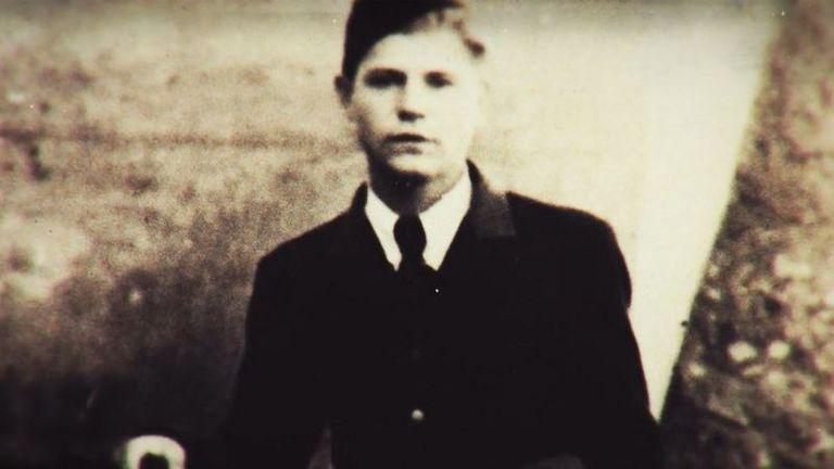 Chrzanowski llegó a Reino Unido en 1946, un año después del fin de la II Guerra Mundial