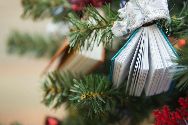 Diez libros para el árbol de Navidad