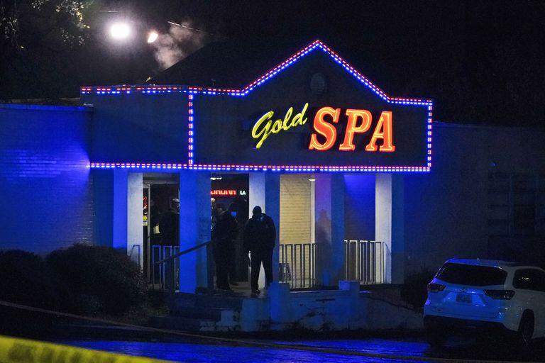 EE.UU.: al menos ocho muertos en tres tiroteos en salones de masajes en Atlanta