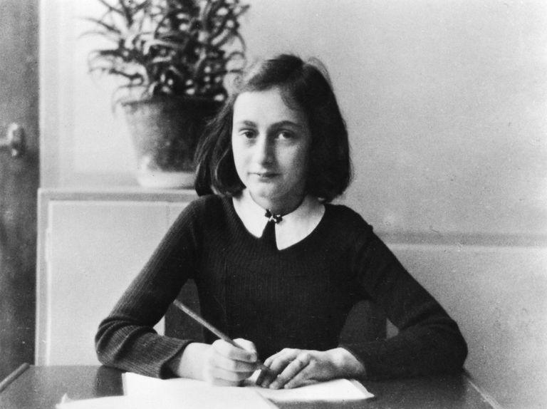 Cumpleaños de Ana Frank, la joven alemana que quería ser escritora