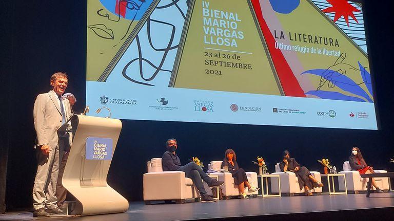Darío Lopérfido se integra a la Cátedra Vargas Llosa en defensa de la libertad