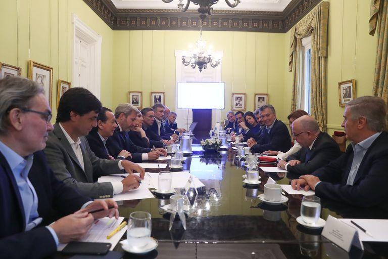 Se reunió el gabinete y descuentan que Macri retendrá un rol protagónico