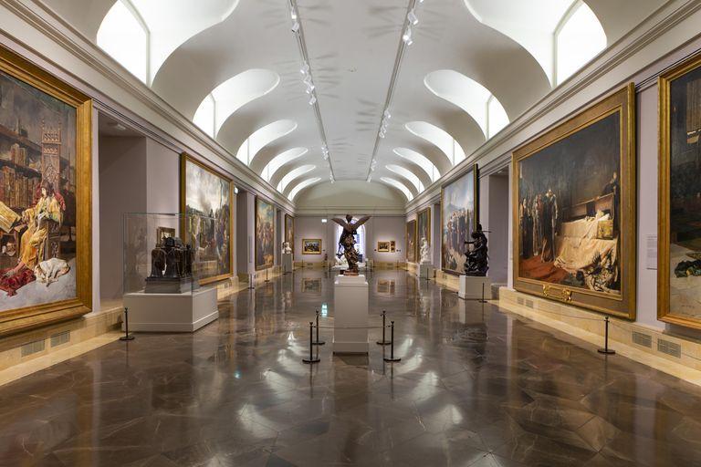 El Museo del Prado presenta su nuevo ordenamiento de salas dedicadas al siglo XIX