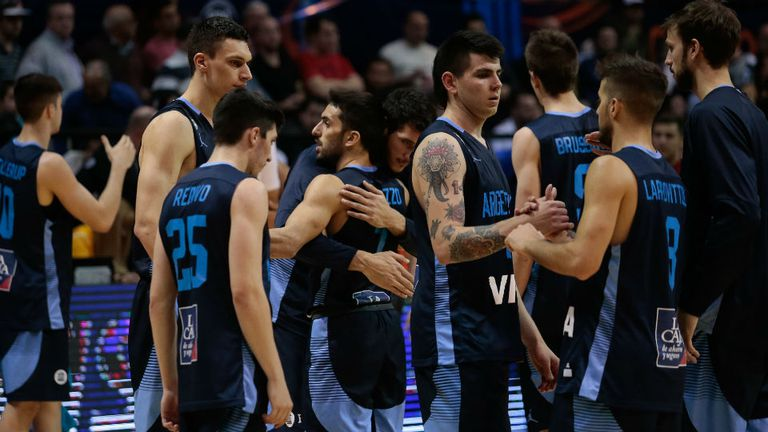 El seleccionado argentino sigue con su crecimiento