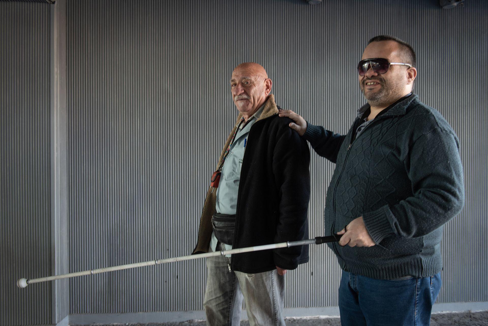 """Domingo Grimberg: """"Me duele mucho que el cupo laboral para personas con discapacidad no se cumpla"""""""
