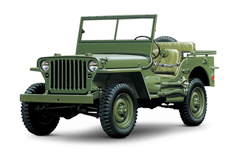 Willys MB 1944