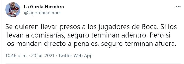 La ironía fina de los usuarios de Twitter tras la detención de jugadores y dirigentes en Brasil.