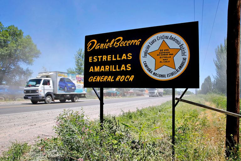 Daniel Becerra fue una de las primeras víctimas de 2017; ese año murieron 38 personas en la ruta 22 y hubo 364 accidentes