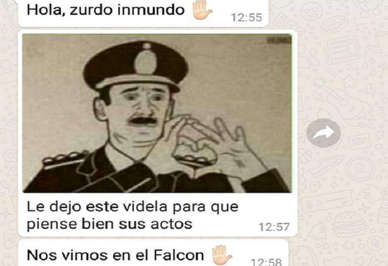 Denuncian que Nicolás del Caño recibió amenazas de muerte en su celular