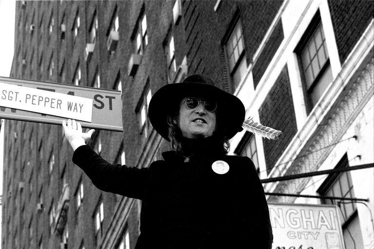 Imagina: ¿Cómo sería el mundo si John Lennon cumpliera 80 años?