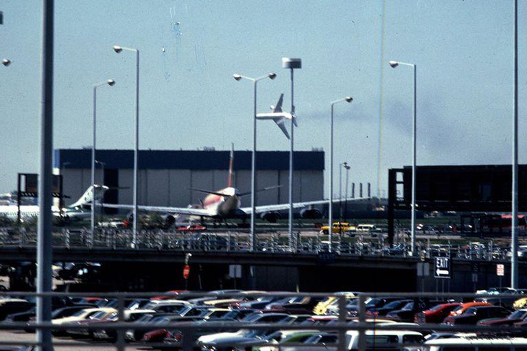 50 segundos de horror: el accidente aéreo que llenó de fuego el cielo de Chicago