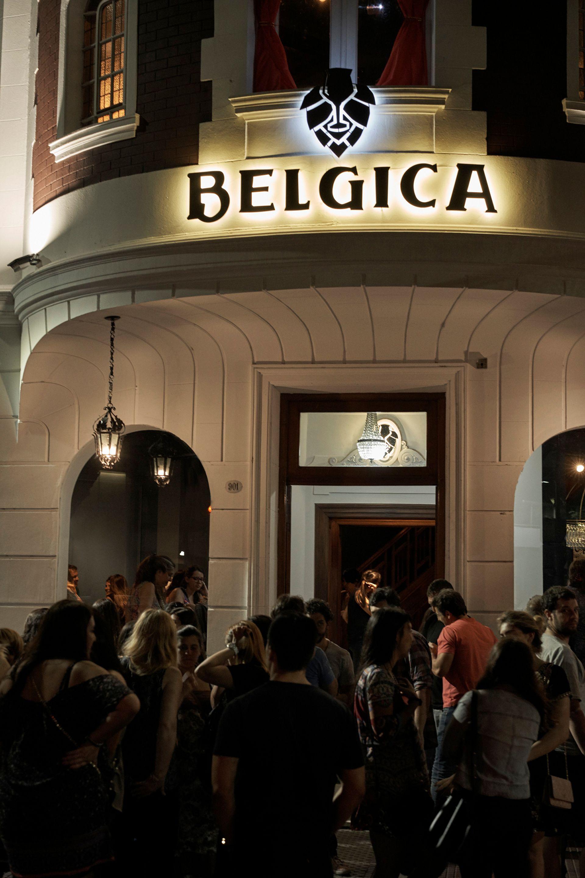 En noviembre de 2016, Picciani cumplió el sueño de tener un bar: junto a Aftyka, Lorán y un cuarto socio, abrieron el bar Bélgica, en Caballito