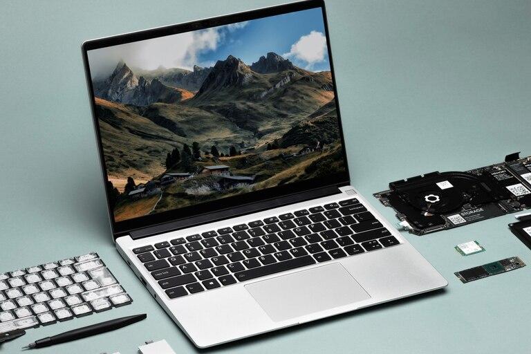 Framework es una notebook diseñada para facilitar el reemplazo de piezas, tanto si se rompieron como si son obsoletas