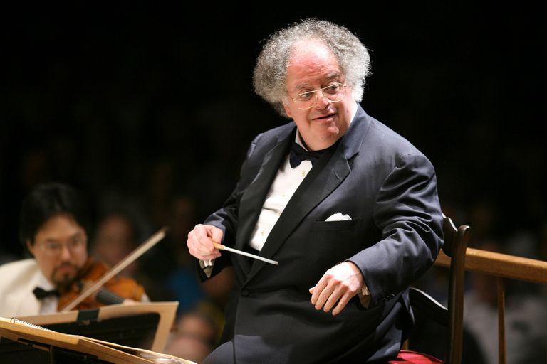 Murió el director de orquesta James Levine