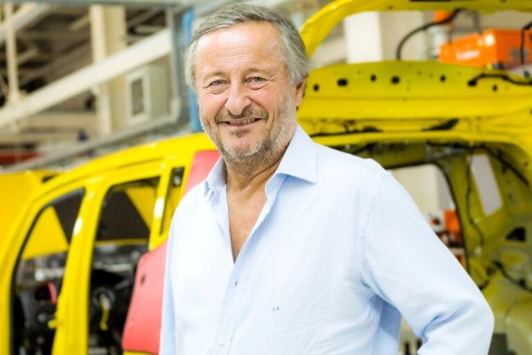 Cristiano Ratazzi, el CEO de FIAT, es afín a Cambiemos
