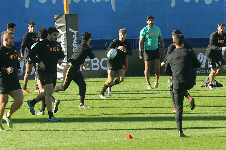 Los últimos movimientos de Jaguares en Vélez antes de un partido que puede marcar su historia: el pase a las semifinales del Súper Rugby