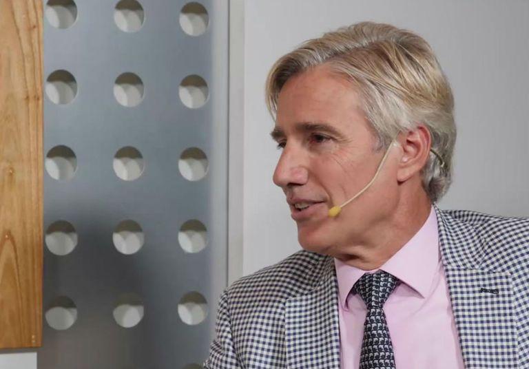 Marcelo Figueiras, presidente del laboratorio Richmond, que producirá la Sputnik V en la Argentina