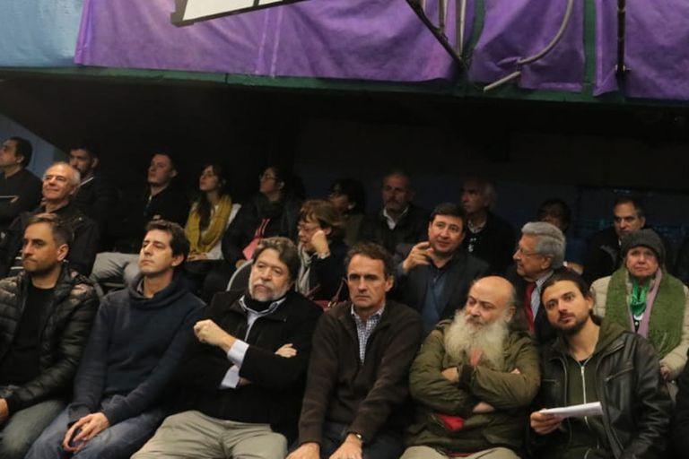 Quiénes integran En Marcha, el nuevo espacio opositor al gobierno de Macri