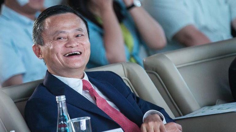 El multimillonario Jack Ma es un promotor de la cultura 996
