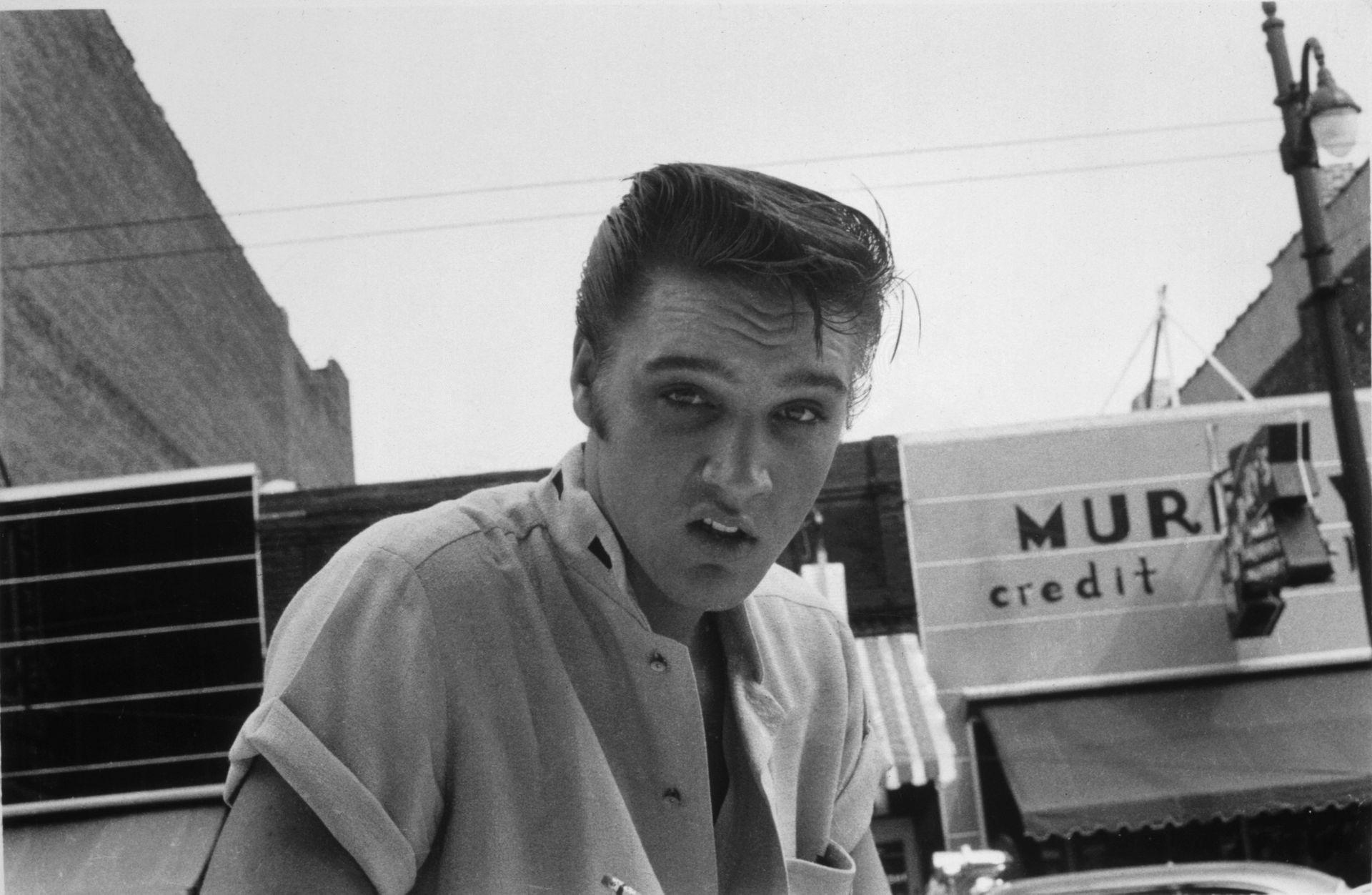 """""""That's Alright"""", de Big Boy Crudup, fue la primera canción que grabó Elvis Presley para Sun Records"""