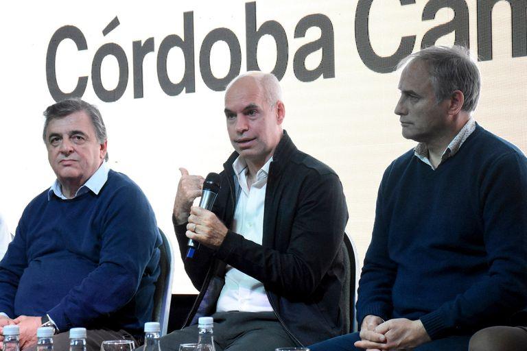 Un respaldo a Negri en la recta final de la campaña por la gobernación