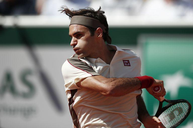 Roger Federer, el obstáculo para Leonardo Mayer en los octavos de final.