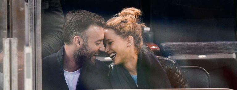 Jennifer Lawrence: la actriz encontró el amor lejos de Hollywood y va al altar