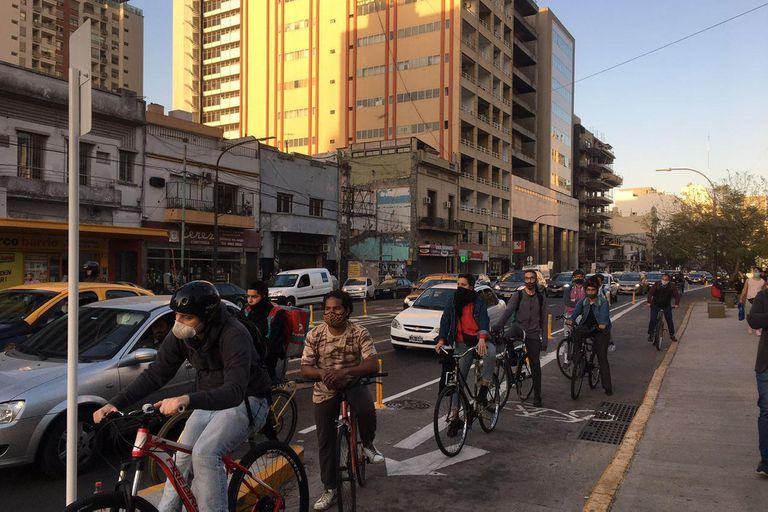 Venden bicicletas con 40% de descuento en la Ciudad