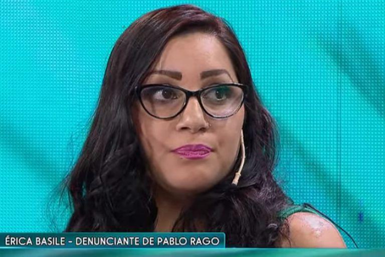 """Erika Basile, la mujer que denunció a Pablo Rago: """"Yo estuve ahí y sucedió"""""""
