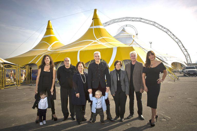 Flavio Mendoza y su circo debutan en Parque Sarmiento