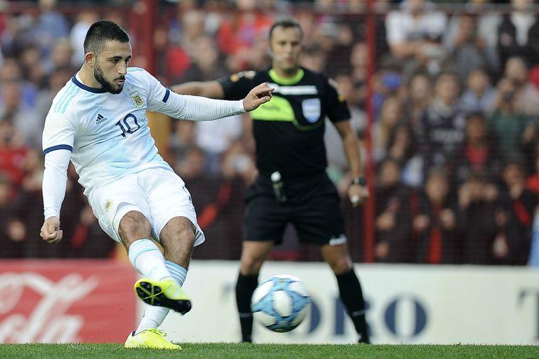 """Coronavirus. El """"Monito"""" Vargas es el cuarto futbolista argentino infectado"""