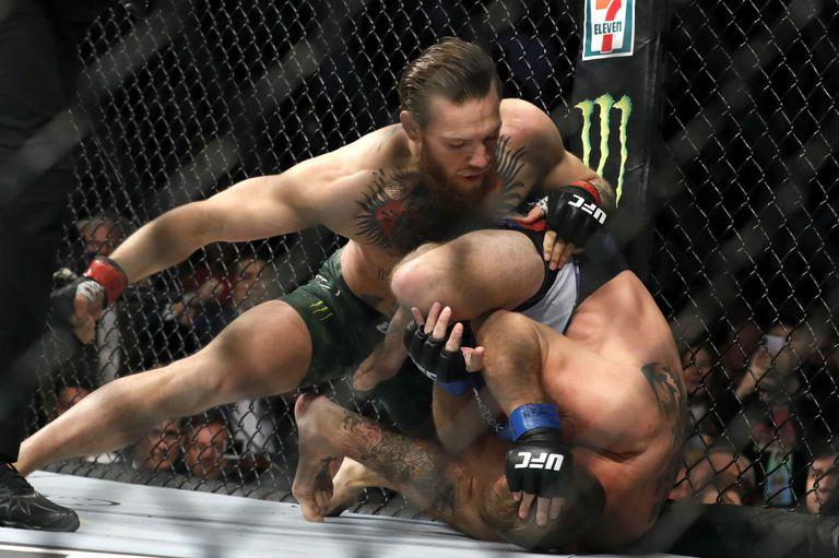"""""""¡Nunca vi algo así!"""". McGregor volvió al UFC con un KO a los 40 segundos"""