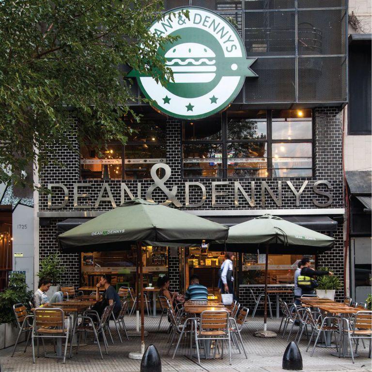 ¿Sabías que los milkshakes de Dean and Dennys son by Luccianos?