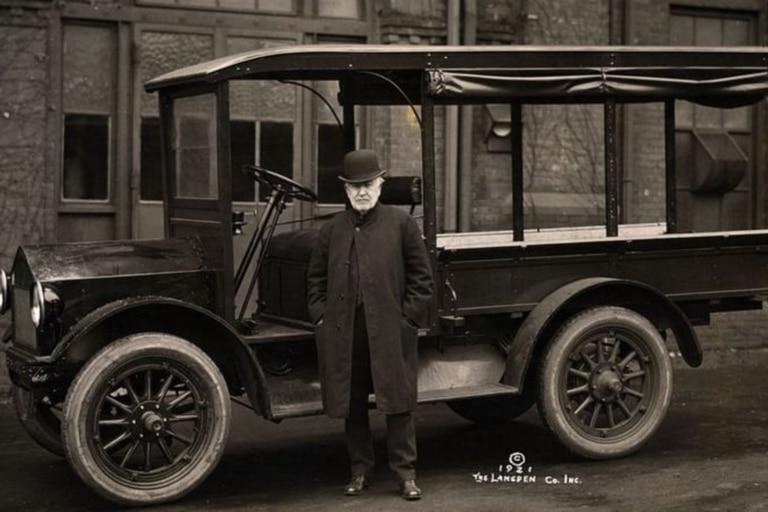 Edison creía que su auto eléctrico dominaría las calles de la época, pero no fue así