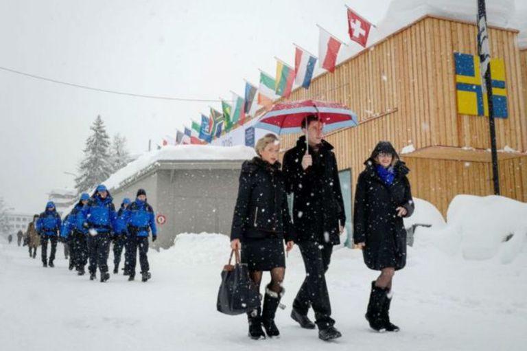 La reunión anual de Davos se ha realizado durante 48 años consecutivos