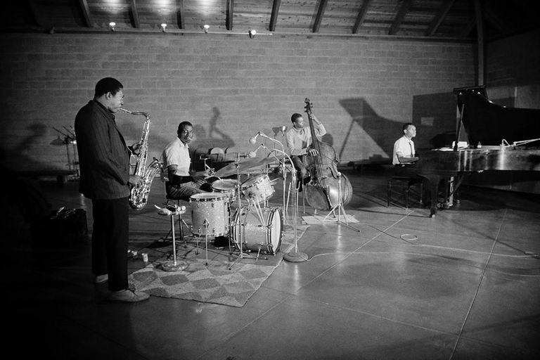 John Coltrane: obras suyas y de otros artistas fundamentales del jazz se perdieron para siempre en el incendio