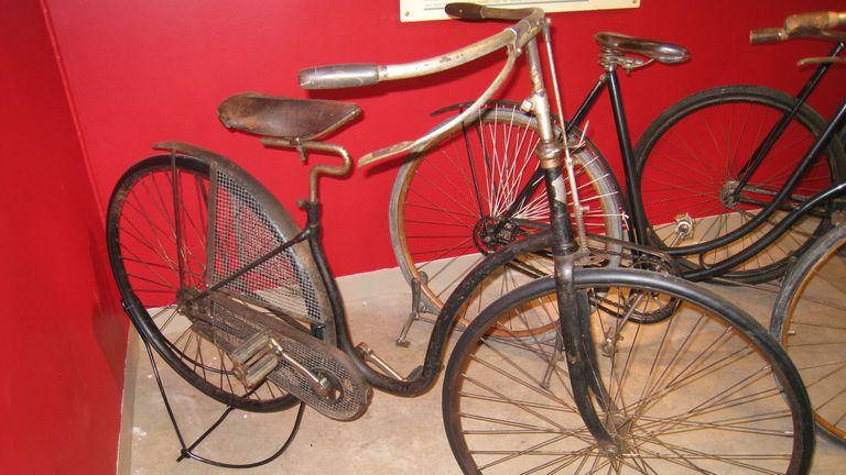 Bicicleta 1888