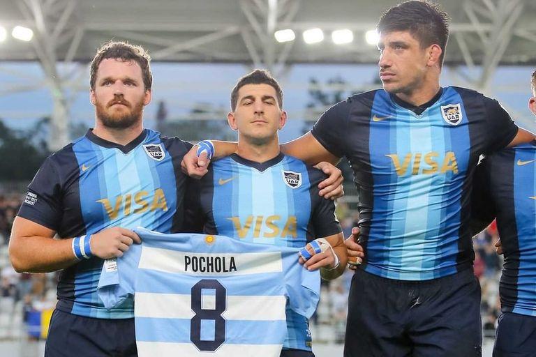 Cómo recordaron los Pumas a Pochola Silva antes del test match contra Rumania