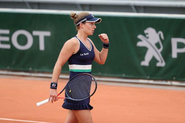 Podoroska. Los mejores puntos y lo que dijo de su nuevo triunfo en Roland Garros
