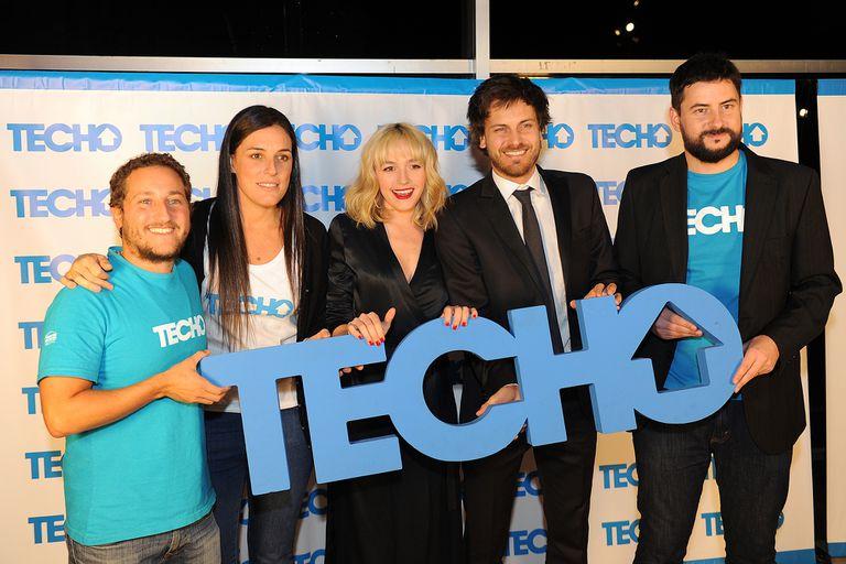 La Fundación Techo festeja sus quince años
